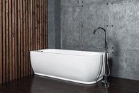 Ванна акриловая NT Bathroom NT102 LAGO DI NEMI