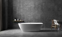 NT Bathroom NT202 BERGAMO ванна из литого мрамора