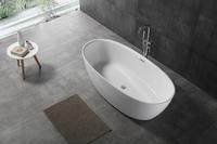 NT Bathroom NT203 PALERMO ванна из литого мрамора