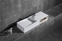 Раковина NT Bathroom NT502 Cagliari LEFT