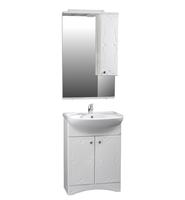Комплект мебели для ванной комнаты М-Классик Олимпия 61 СН