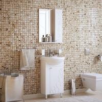 Комплект мебели для ванной комнаты COROZO Орфей 45