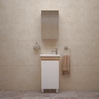 Комплект мебели для ванной комнаты COROZO Остин 45 сонома