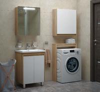 Комплект мебели для ванной комнаты COROZO Остин 60 сонома