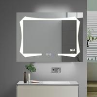Зеркало в ванную комнату WeltWasser WW BZS OTTO 1080-4B