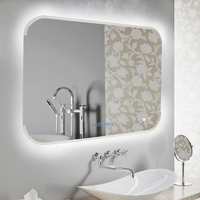 Зеркало в ванную комнату WeltWasser WW BZS PAULA 8060-4B