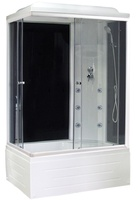 Душевая кабина асимметричная Royal Bath RB 8100ВР3-BT R ( правая)