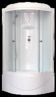 Душевая кабина 100 см. Royal Bath RB100BK6-WC