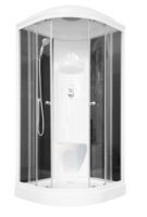 Душевая кабина 100 см. Royal Bath RB100HK6-BT