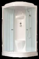 Душевая кабина 100 см. Royal Bath RB100HK6-WT
