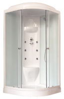 Душевая кабина 100 см. Royal Bath RB100HK7-WC