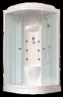 Душевая кабина 100 см. Royal Bath RB100HK7-WT