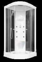 Душевая кабина 100 см. Royal Bath RB100HK7-BT