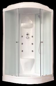 Душевая кабина 90х90 Royal Bath RB90HK7-WC