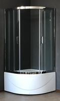 Душевой уголок 100 см. Royal Bath RB-L3001 1000*1000*1550
