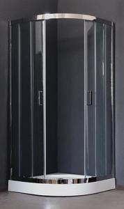 Душевой уголок 100 см. Royal Bath RB-L3001 1000*1000*1850