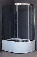 Душевой уголок Royal Bath RB-L3001 1200*800*1550 (левый/правый)