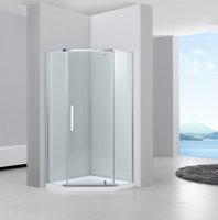 Душевой уголок 100 см. BLACK&WHITE S305-1000
