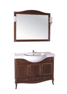 Комплект мебели ASB Woodline Салерно 105