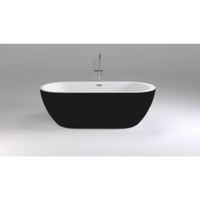 Ванна BLACK&WHITE SB105 BLACK