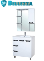 Комплект мебели для ванной комнаты Bellezza Симона