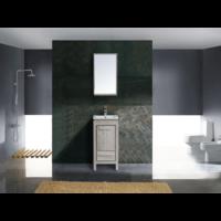 Комплект мебели для ванной комнаты BLACK&WHITE SK-040