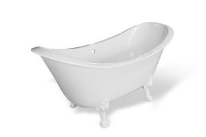 Эстет Скарлетт 1800*770 ванна из литого мрамора