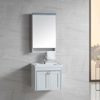 Комплект мебели для ванной комнаты RIVER SOFIA 505 BU