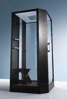 Душевая кабина 100 см. ORANS OLS-SR89101S R BLACK (правая)
