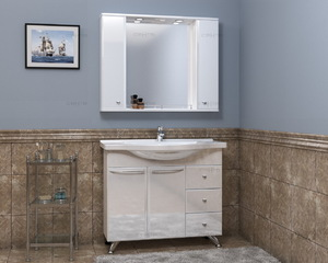 Комплект мебели СаНта Альтаир 105