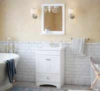 Комплект мебели для ванной комнаты COROZO Техас 60