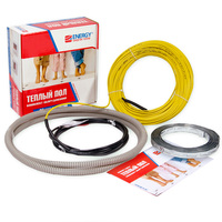 Тёплый пол Energy Cable 2600 Вт