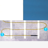 Тёплый пол Energy Mat 0,8 м.кв - 130 Вт