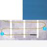 Тёплый пол Energy Mat 2,14 м.кв - 340 Вт