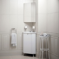 Комплект мебели для ванной комнаты COROZO Триана
