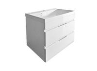 Комплект мебели Stella Polar подвесная Памелла 80 2 ящика