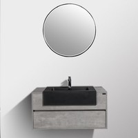 Комплект мебели BLACK&WHITE U903.1000