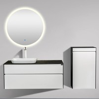 Комплект мебели BLACK&WHITE U907.1200