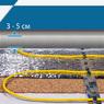 Тёплый пол Energy Cable 680 Вт