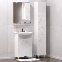 Комплект мебели для ванной комнаты COROZO Ультра Флора
