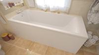 AquaStone АРМА 150 ванна из литого мрамора