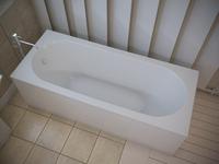AquaStone НАОМИ 180 ванна из литого мрамора