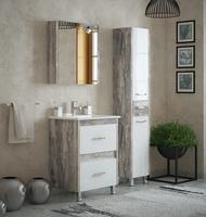 Комплект мебели для ванной комнаты COROZO Верона 65 антик