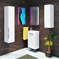 Комплект мебели для ванной комнаты Alvaro Banos Viento puerta 50