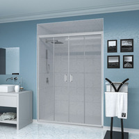 Душевая дверь Veconi VN45-130-01-19C1