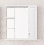 Комплект мебели для ванной комнаты Style line Олеандр 2-75 белый