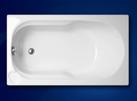 Ванна акриловая Vagnerplast Nike 120x70