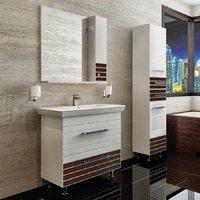 Комплект мебели для ванной комнаты АКВА РОДОС ИМПЕРИАЛ ВЕНГЕ 65