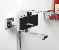Смеситель в ванную  WasserKRAFT Alme 1501 с коротким изливом