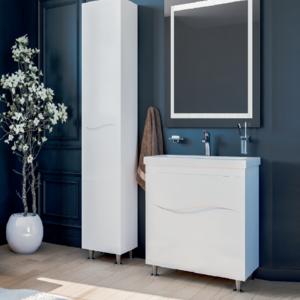 Комплект мебели для ванной комнаты АКВА РОДОС АЛЬФА 60 НАПОЛЬНАЯ